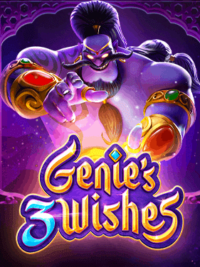 PG Slot Genies 3 Wishes