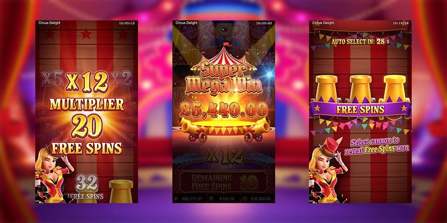 Circus Delight 1