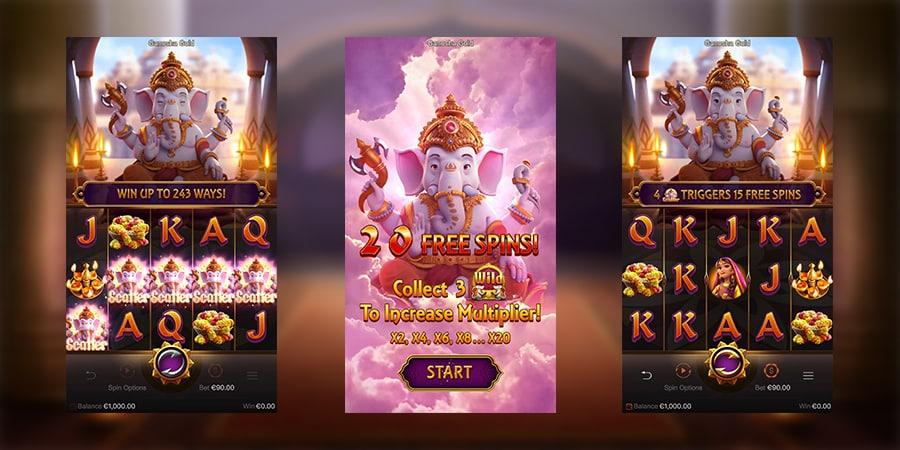 Ganesha Gold 2