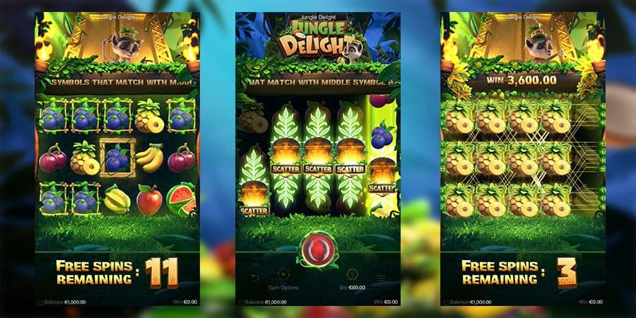 Jungle Delight 1