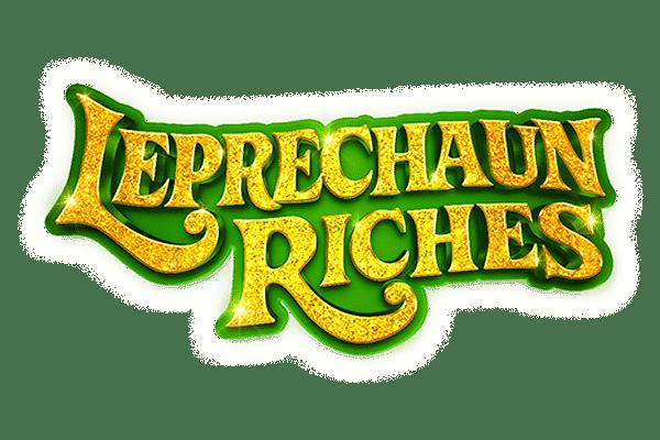 Logo Leprechaun Riches