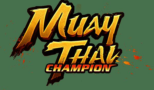 Logo Muay Thai Champion