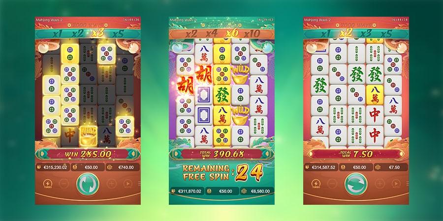 Mahjong Ways 2 2
