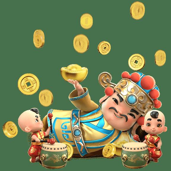banner fortune gods