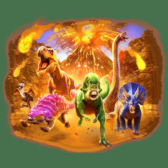 banner jurassic kingdom