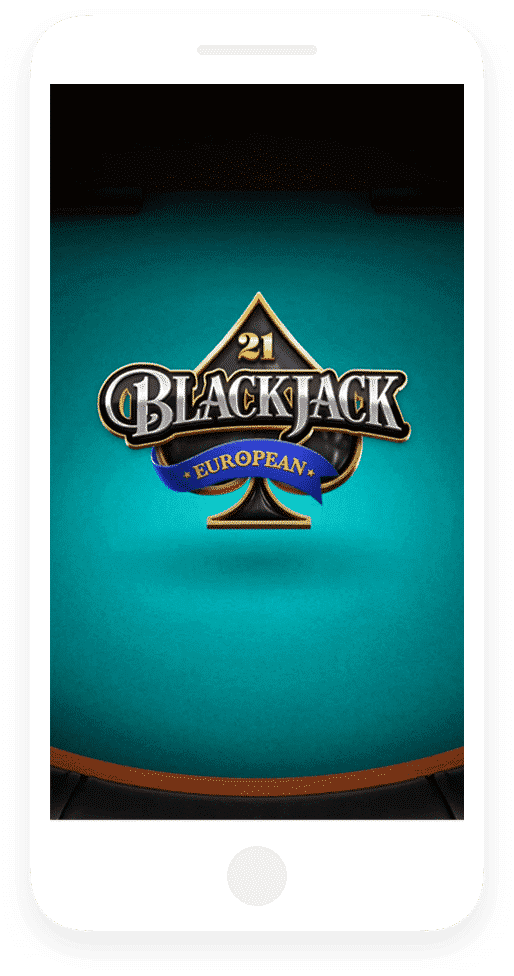 european blackjack demo