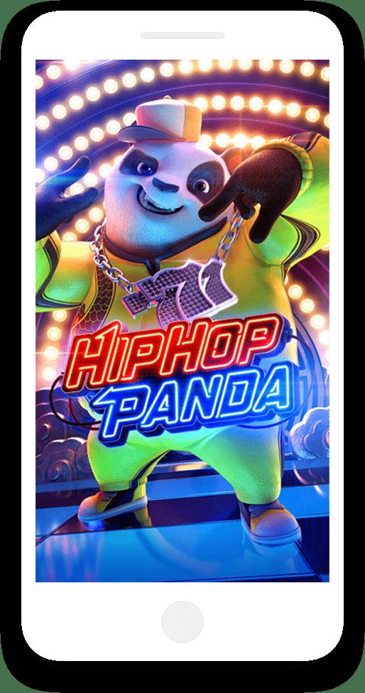 hip hop panda demo