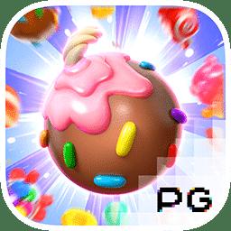 icon candy burst