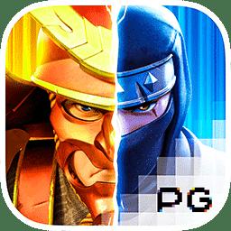 icon ninja vs samurai