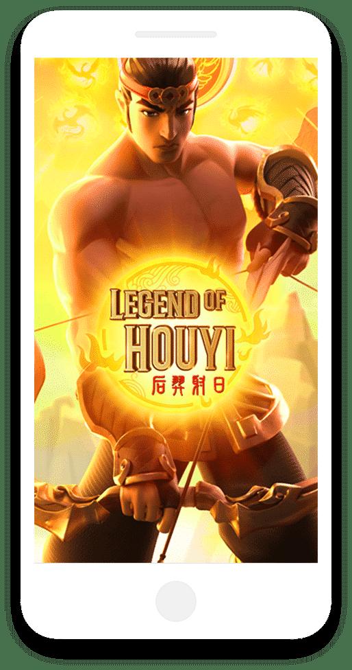 legend of hou yi demo
