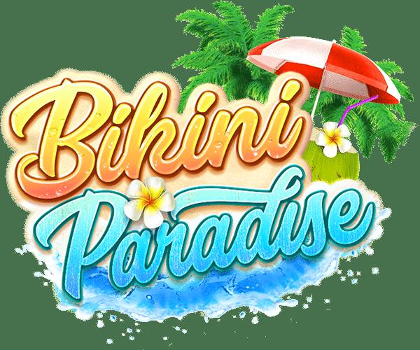 logo bikini paradise