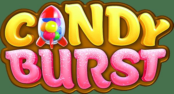 logo candy burst