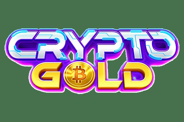 logo crypto gold