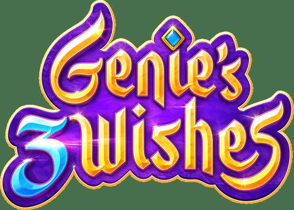 logo genie 3 wishes