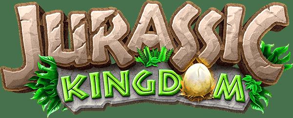 logo jurassic kingdom