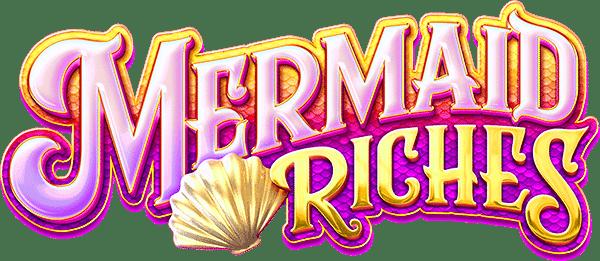 logo mermaid riches