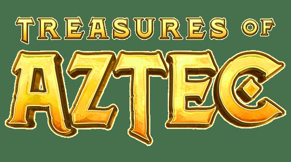 logo treasures of aztec