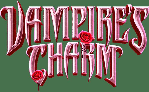 logo vampires charm
