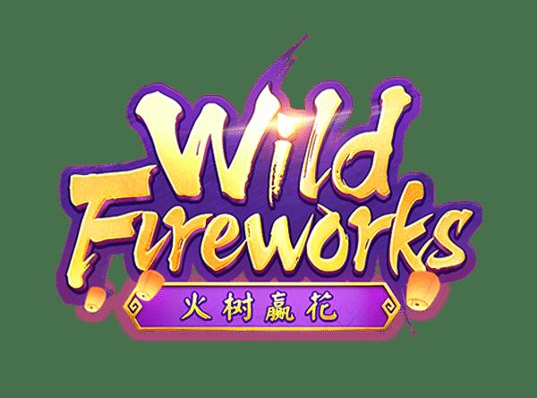 logo wild fireworks
