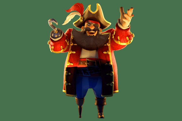 เกมวายร้าย Captains Bounty
